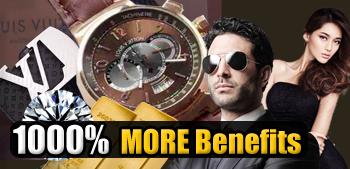 1000 benefits
